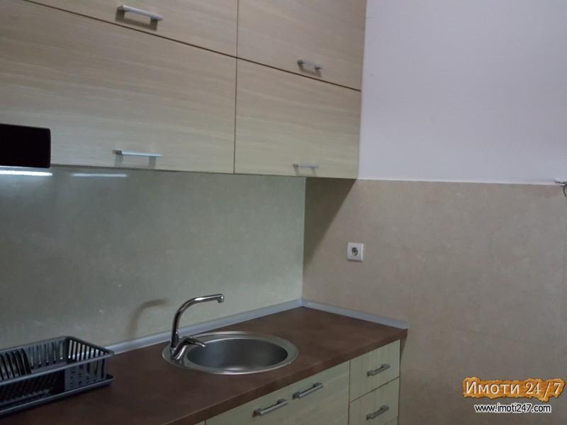 се издава стан во гранд престиж на 1 први кат 90 м2 4 соби 350 evra