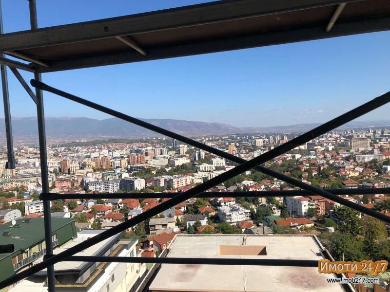SE PRODAVA STAN 105m2 NA VODNO-PANORAMA RESIDENCE