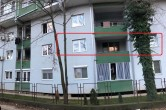 SE PRODAVA STAN 58m2 VO AVTOKOMANDA 1 KAT SO DVE SPALNI
