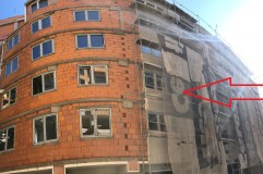SE PRODAVA NOV STAN 70m2 DEBAR MAALO - 2 kat