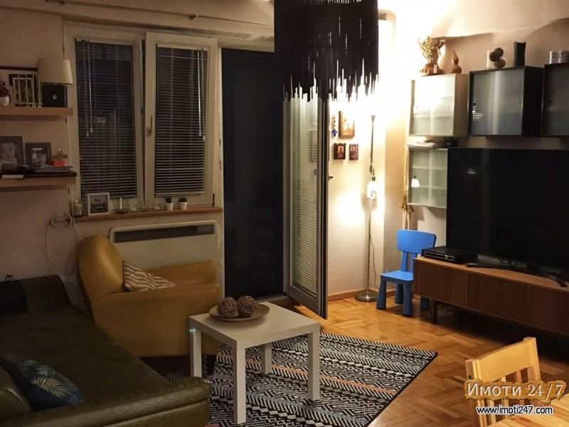 Се издава наместен стан во Кисела Вода кај Рампа