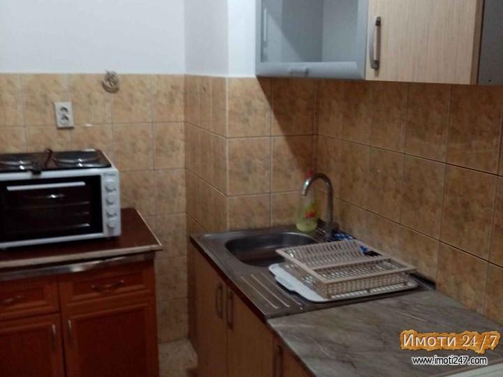 Се издава еднособен комплетно наместен стан во Центар
