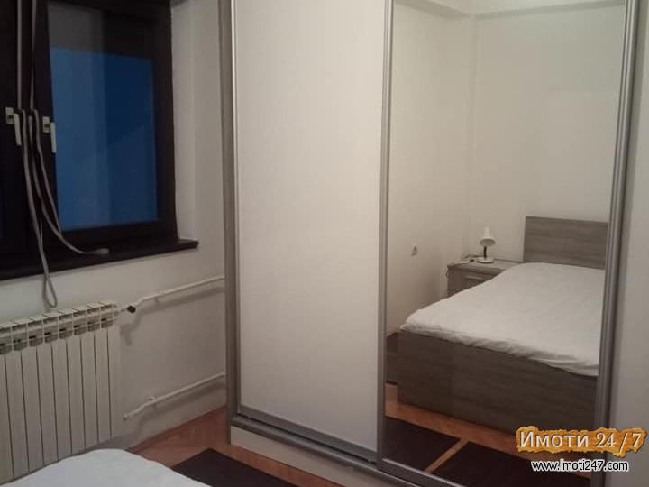 Се издава наместен трособен стан во строг Центар