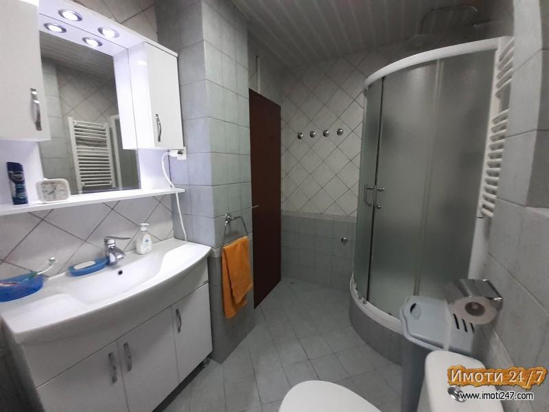 Se izdava stan vo centar na Skopje