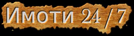 Imoti 24/7 logo