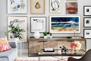 Како да ги одберете вистинските слики во вашиот дом