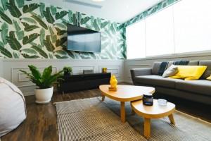 Уредување на домот - Бои за поголем простор