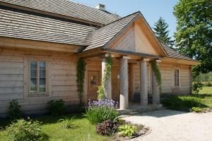 Дрвени куќи – повторно во мода