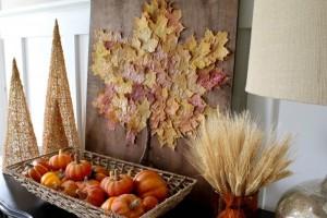 Есен во домот