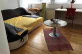 Se izdava namesten stan so dve spalni sobi vo Debar Maalo
